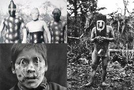 FOTOGALERIE: Divoká krása ztracených kmenů Ohňové země