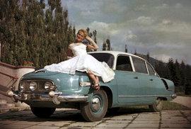 Tatra 603. Vůz, který dodnes vzbuzuje ve světě obdiv.