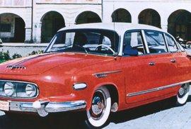"""Tatra 603: Legendární """"šestsettrojka"""" vznikla navzdory příkazům ze SSSR a dodnes…"""