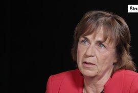 Jitka Chalánková: Adopce a sňatky homosexuálů jsou proti přirozenému zákonu a to nikdo nezmění