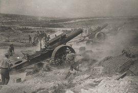 Černý den německé armády: Ofenzíva Spojenců 8. srpna přiblížila konec první světové války