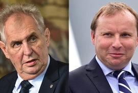 Zeman na jmenování vlády nepozval Pocheho, ČSSD na něm ale trvá. S podporou vlády váhají komunisté