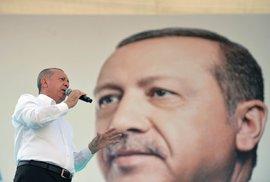 Turecko jako vyděrač Západu a Evropa jako starověký Řím