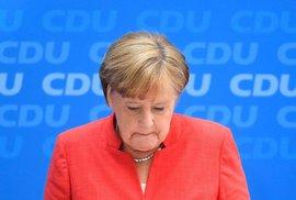 Na internet někdo umístil osobní údaje a dokumenty stovek německých politiků včetně Angely Merkelové