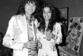 Lori Maddox a Jimmy Page.