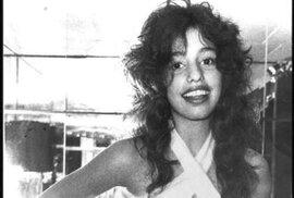 Mladičká teenagerka započala kariéru hudební múzy v roce 1971.