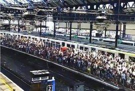 Hoax o migrantech v Praze