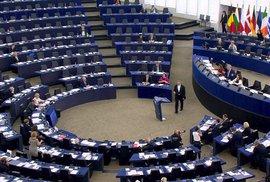 Zasedání Evropského parlamentu ve Štrasburku