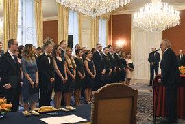 Miloš Zeman postupuje v návrzích na ústavní soudce překvapivě uvážlivě a odpovědně