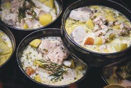 """Prudce jedlé Finsko: Ochutnejte delikatesy """"země tisíce jezer"""""""