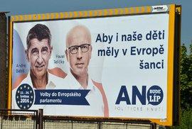 Europoslanci Telička a Ježek zvolení za ANO zakládají nové politické hnutí Hlas