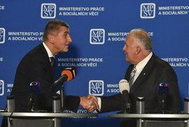 Karel Steigerwald: Po Malé padne i ministr Krčál. Výdejny titulů fungují spolehlivě