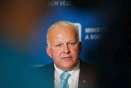 Vláda přišla o dalšího ministra. Petr Krčál rezignoval kvůli podezření z opisování bakalářské práce