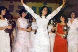 Írán měl před islámskou revolucí i svojí soutěž krásy