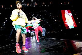 Pharrell Williams zazářil v Ostravě. Podívejte se na první den festivalu Colours of Ostrava