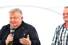 Majitel Vítkovic Jan Světlík na scéně Reflexu: Stát ovládají neschopní úředníci