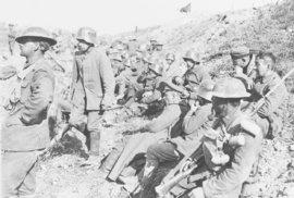Spojenci přešli do všeobecné ofenzívy a Německo žadonilo o mír. V září 1918 začala…