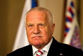 Václav Klaus: Možnost mé prezidentské kandidatury tu je, ale je to spíš úkol pro novou generaci