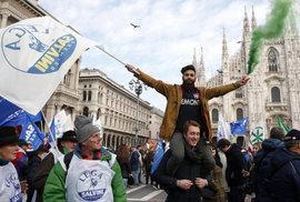 Itálií se šíří rasistická vlna. Salvini viní migranty, nejvíce násilí ale páchají…