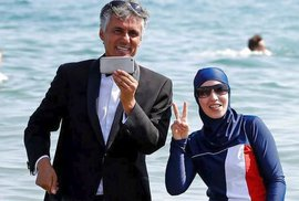 Pokuty za ženy porušující v Evropě zákaz zahalování platí alžírský podnikatel. Už jich…