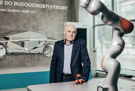 Zničí nás nakonec roboti? Autonomní systém je snem každého generála, říká průkopník…