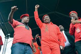 Jihoafrická republika, bílí farmáři a černí politici: nastává konec duhového národa?