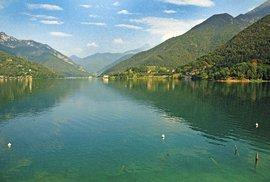 Lago di Ledro: Výlet do oblak i k počátkům lidské civilizace