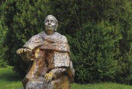 Zvěčněná Baba Vanga