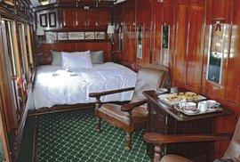 Hotel Santos Express Train