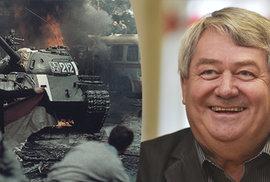 Komunista Filip: Historie roku 1968 je ze 100 procent zfalšována. Invazi řídili …