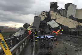 Most byl v pořádku, tvrdí jeho provozovatel. Itálie se pře o zodpovědnost za…