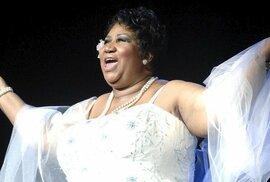 Zemřela zpěvačka Aretha Franklinová. Královna soulu podlehla rakovině slinivky
