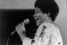 Ve věku 76 let zemřela americká zpěvačka Aretha Franklin