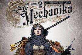 Lady Mechanika řeší nový případ, který ji zavede až do srdce černého kontinentu, do Afriky.