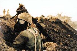 Krvavý konflikt Iráku a Íránu trval skoro osm let. Byl nejdelší válkou 20. století, skončil patem