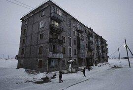 Pozdravy z konce světa: Opuštěné město Vorkuta aneb 40 hodin od Moskvy