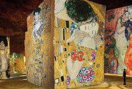 Úchvatný Ateliér bratří Lumiérů: Nové digitální muzeum umění v Paříži vám vyrazí dech