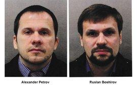 Britové tuší, kdo útočil na Skripala. Mají důkazy proti dvojici Rusů, vydali na ně…
