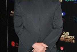 Britský televizní kuchař indického původu Cyrus Todiwala