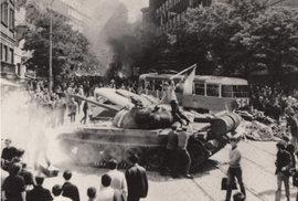 Okupace 1968 v Praze