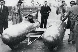Dvojité torpédo: Italové v 50. letech fikaně vyzráli na odpor vzduchu. Výsledek udivuje dodnes