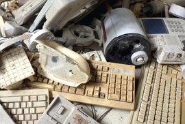 Medaile z recyklované elektroniky, i taková bude olympiáda v Tokiu 2020