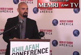 Islám je protiklad Západu, hlásal muslim na americké konferenci o vytvoření…