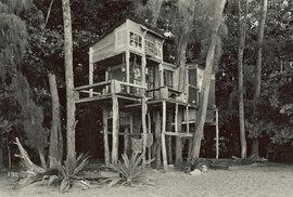 Taylor Camp na Havaji na přelomu 60. a 70. let minulého století