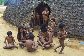 Cesta do Šťastného údolí aneb Za indiány z kmene Hoti