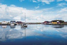 Od jikry až po filé aneb Návštěva norské lososové farmy