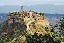 Tak jako mnohá města vokolí má iViterbo etruské kořeny