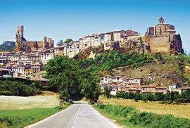 Město Burgos, jedno zcenter kulturního života vKastilii aLeónu