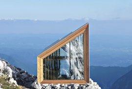 Skvosty v alpských výšinách