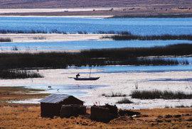 Toulky Bolívií, srdcem Jižní Ameriky: Titicaca aneb Jezero vidím!
